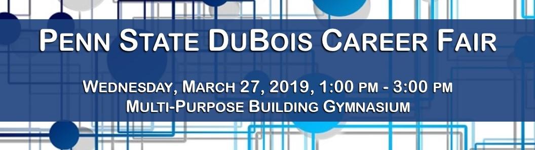 2019 Career Fair at Penn State DuBois