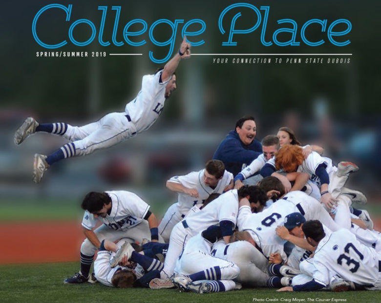 College Place Spring-Summer 2019 Half Cover