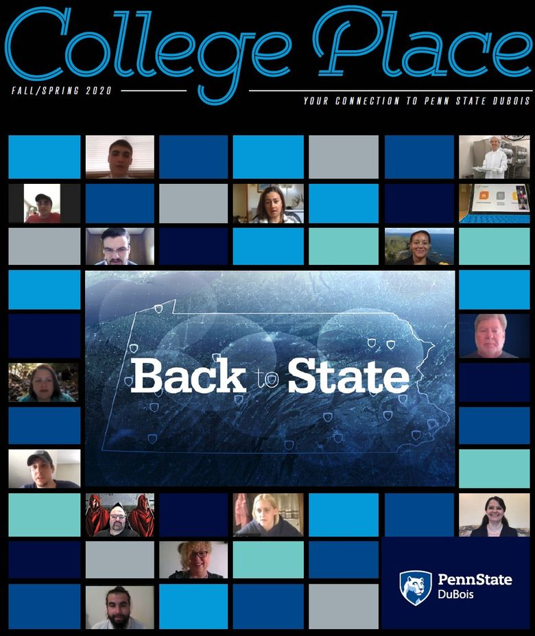 College Place Fall/Spring 2020 edition, Back to State