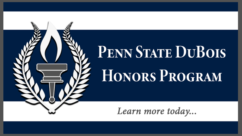 Penn State DuBois Honors Program