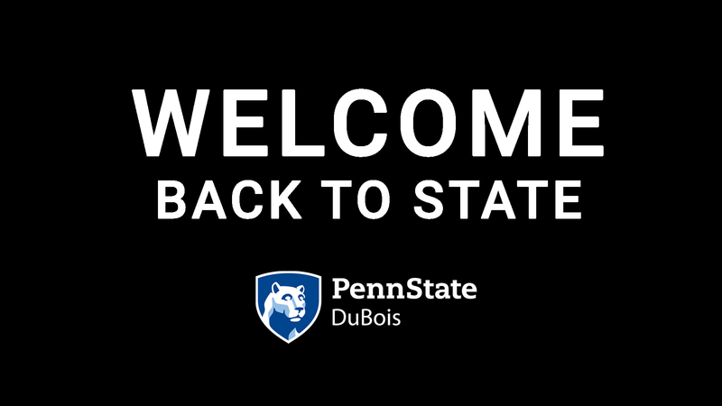 Welcome Back to State Fall 2020