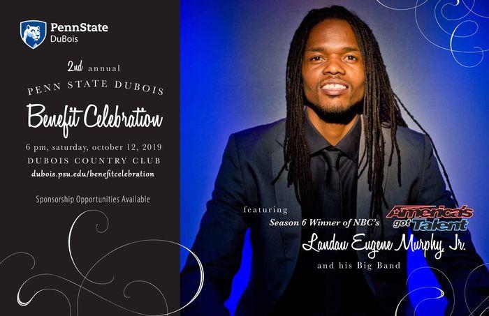 Save the Date Landau Eugene Murphy, Jr.