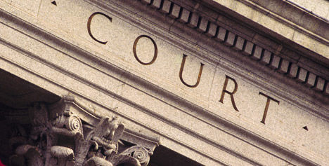 Picture of a court