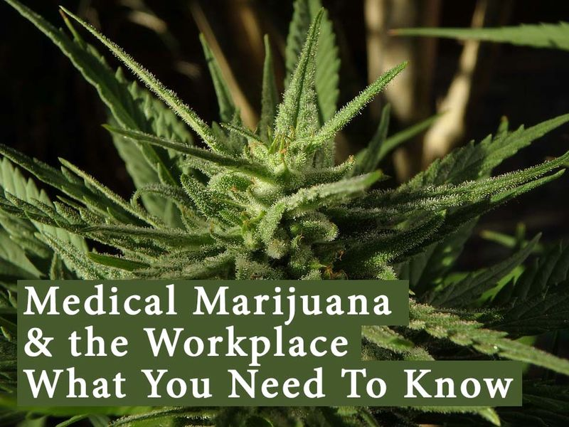 Medical Marijuana and the workplace
